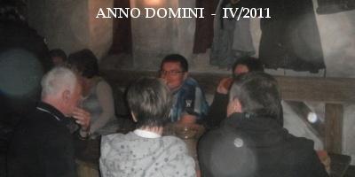 Anno Domini - duben 2011
